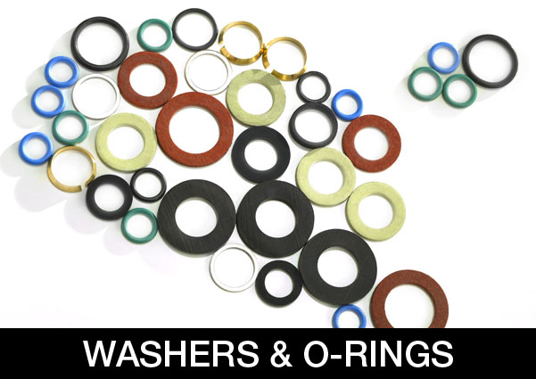 Washers & O-rings